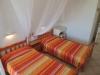 Two-bedroom apartment bedroom