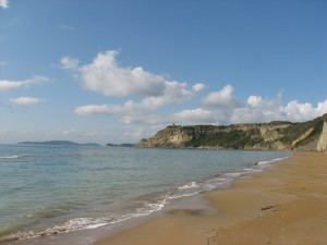 Arillas Beach Corfu