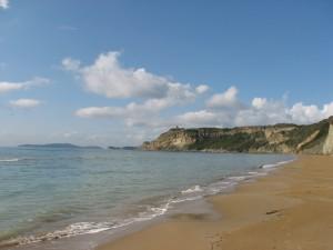 Arillas Beach Corfu